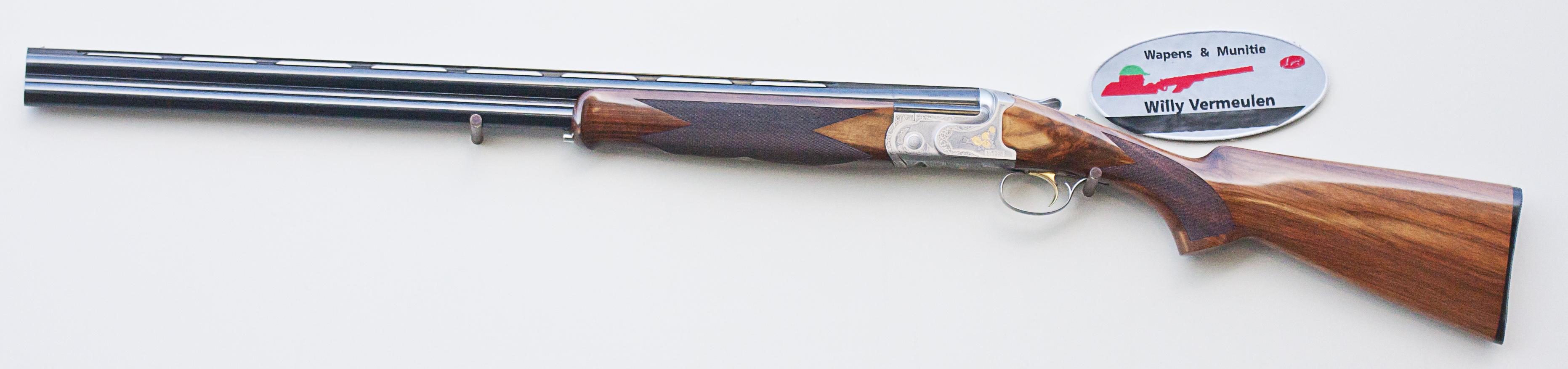 Hagelgeweer gebruikt